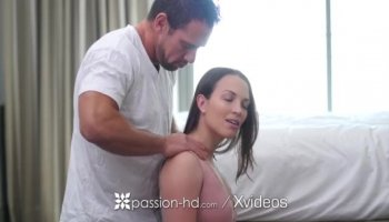 Exiting blondy is ready for hardcore massage porn